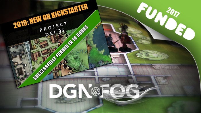 Tool for game masters that generates stories based on maps drawn with online editor. Create, share, play, and export maps w/GM notes. CHECK OUT OUR KS NEW CAMPAIGN!PROJECT DEIOS - DUNGEONFOG Mapmaker Suite for Worldbuilders