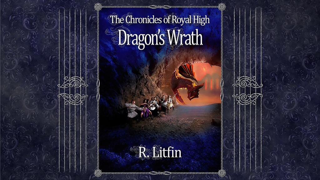 Project image for The Chronicles of Royal High: Dragon's Wrath
