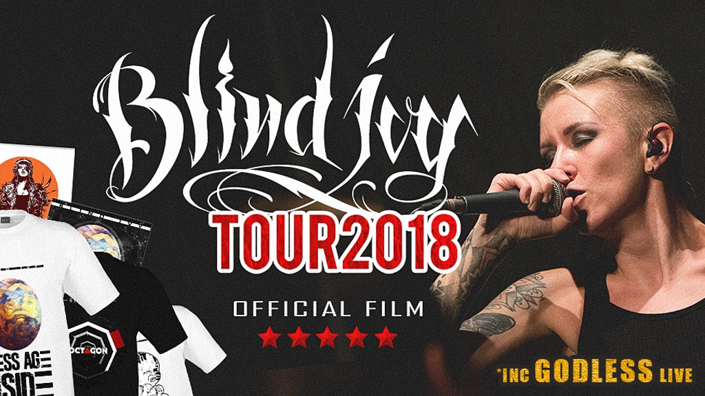 The Blind Ivy Tour [Official Film/Documentary 2018] project video thumbnail