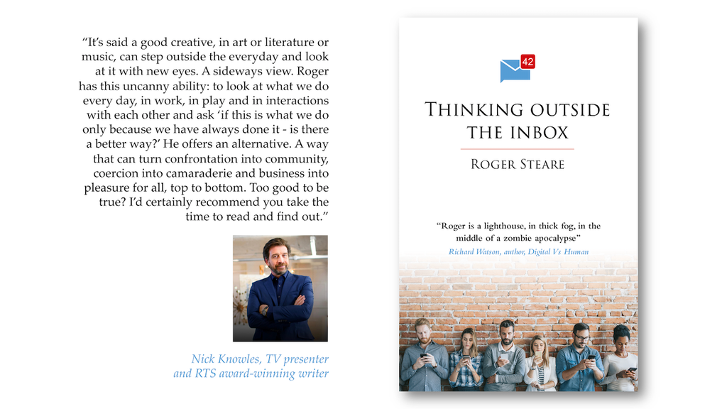 Project image for Thinking outside the inbox