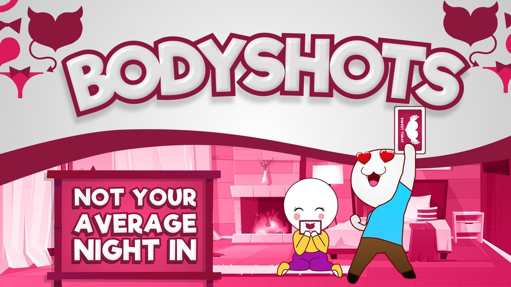BodyShots | Not your average night in project video thumbnail