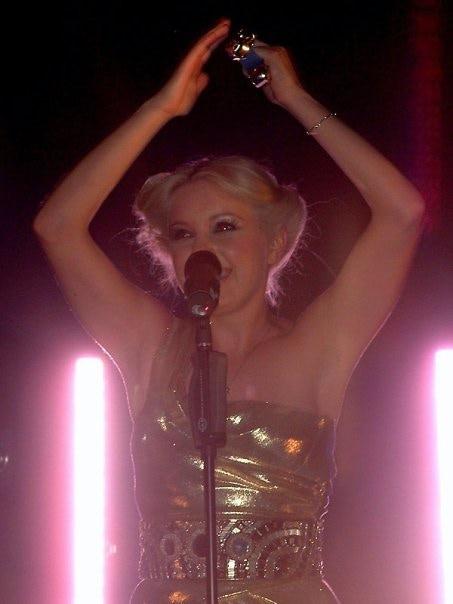 Performing at Koko, Camden 2009
