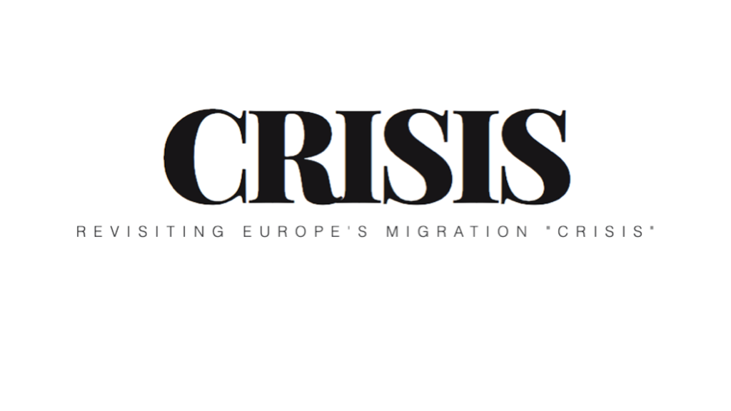 Project image for Help fund Crisis Magazine Issue #2