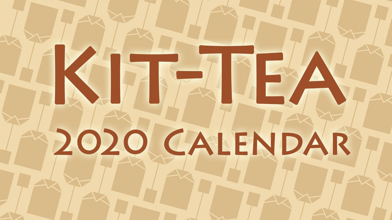 "Cats paired with teas from around the world! Take a ""sip"" and enjoy the year with teas and cats."