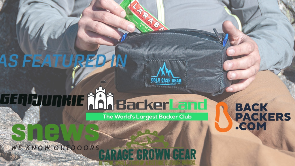 The Aerogel Pouch For Your Outdoor Essentials project video thumbnail
