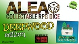 ALEA! Collectable RPG Dice: DEEPWOOD edition (Phase 02) thumbnail