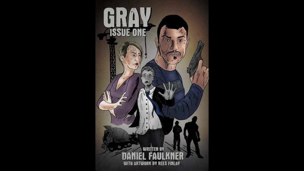 Gray: Issue One project video thumbnail