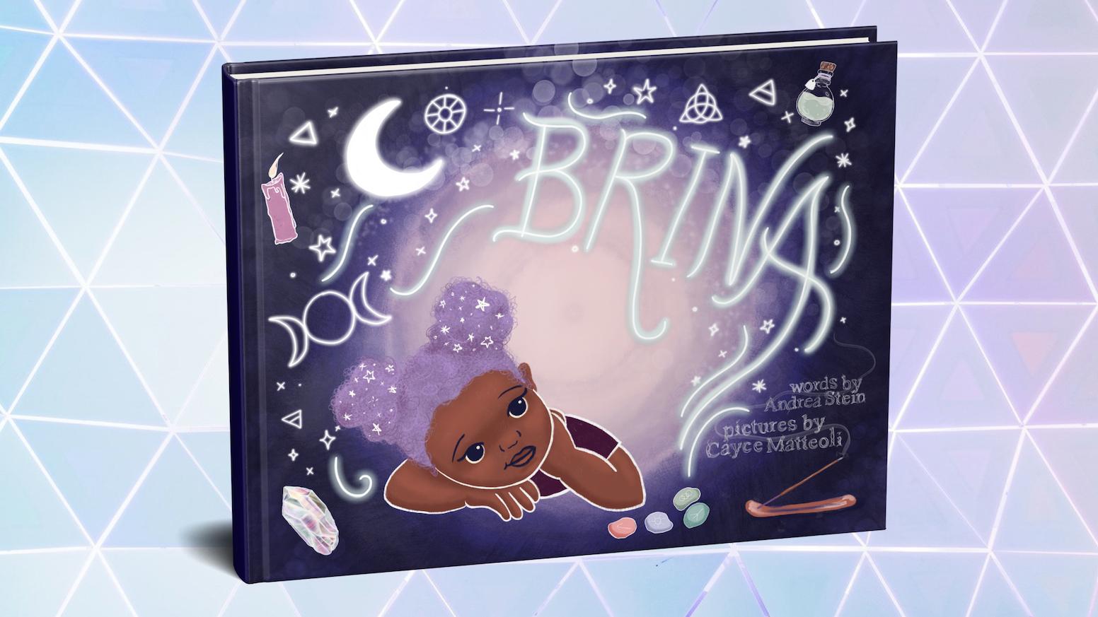 Brina: A Pagan Picture Book by Andrea Stein — Kickstarter