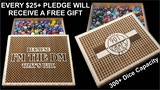 RPG Dice Storage and Rolling Trays for D&D, Pathfinder Games thumbnail