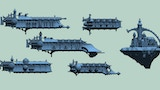 Dark Opera Space Fleet thumbnail