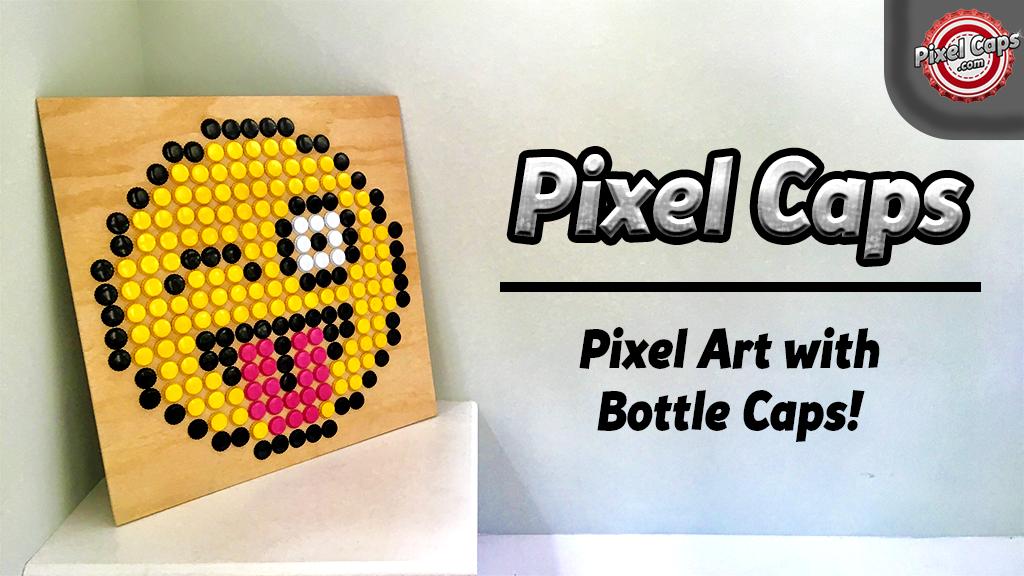 Pixel Caps project video thumbnail
