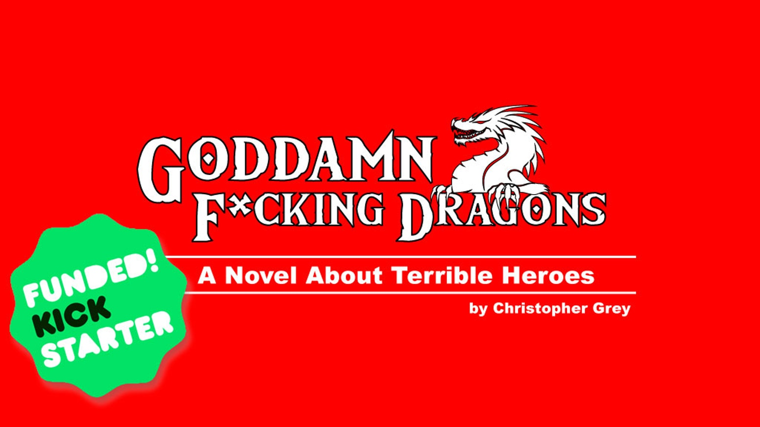 A fantasy RPG novel about the murder hobos we call heroes.