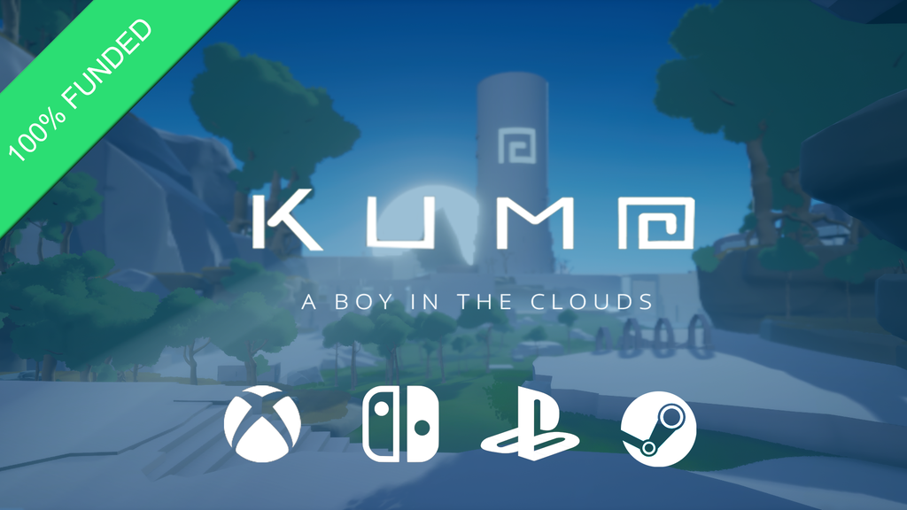 Kumo — A boy in the clouds project video thumbnail