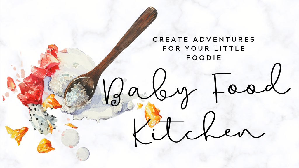 Baby Food Kitchen: Create adventures for your little foodie project video thumbnail