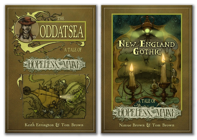 Tales of Hopeless, Maine