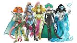 Queens of Adventure's Legendary Journey thumbnail