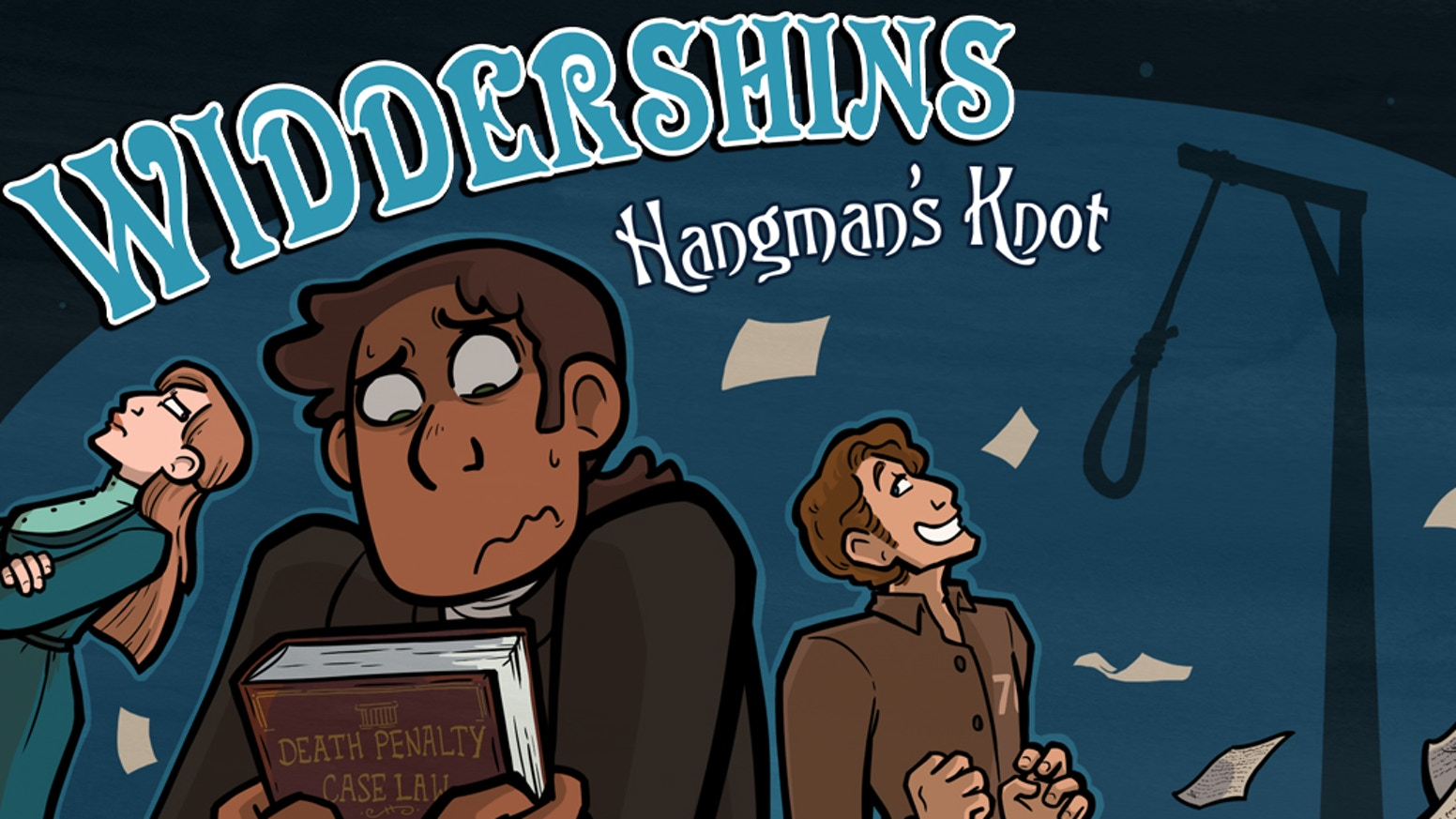 Victorian-era magic and adventure, in the latest printed volume of the webcomic Widdershins!#RecognizeKSRU