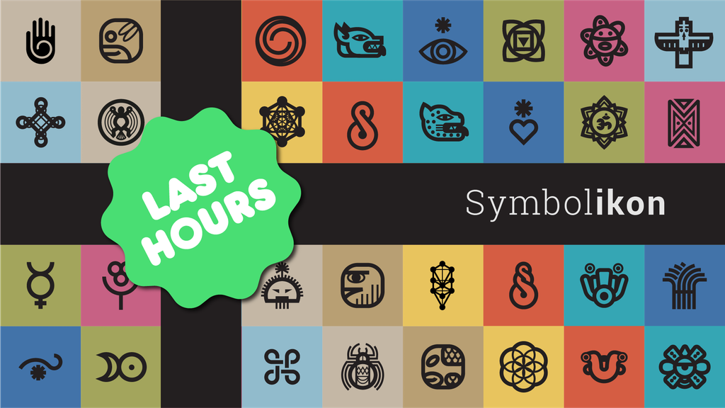 Symbolikon - Library of Ethno Esoteric Symbols for Creatives project video thumbnail