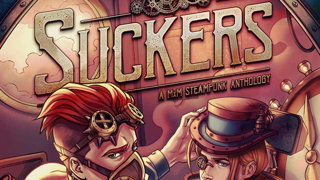 Suckers: A MxM Steampunk Anthology project video thumbnail