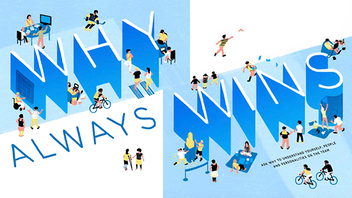 Why Always Wins — A Graphic Resource about Leading Teams