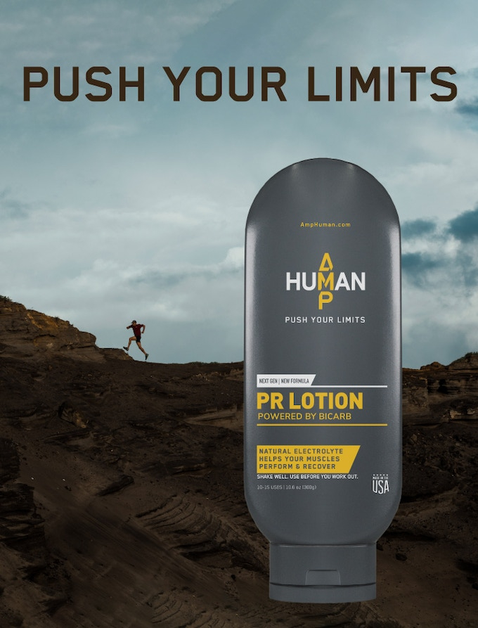 PR Lotion: A Performance & Recovery Sports Lotion