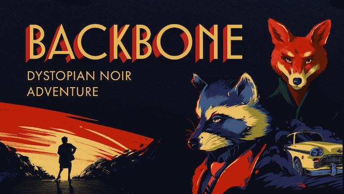 Backbone — pixel art detective adventure inspired by noir by