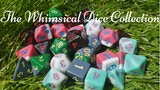 The Whimsical Dice Collection from The Secret Cat Shop thumbnail