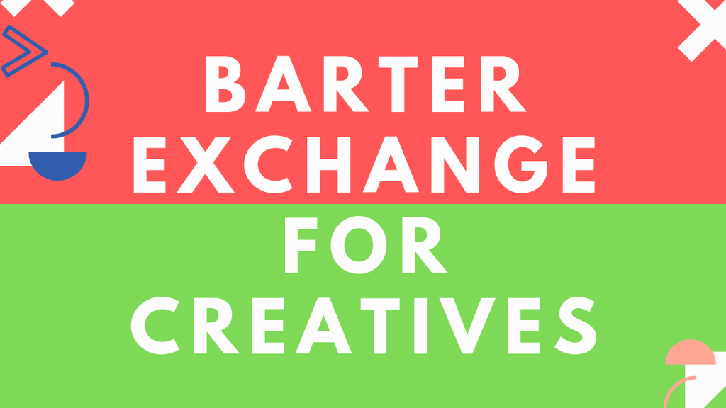 Kindtrader - Barter exchange for creatives