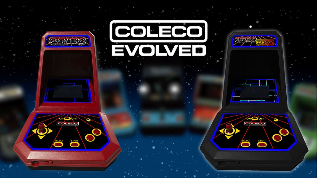 Project image for Coleco: Berzerk and Frenzy