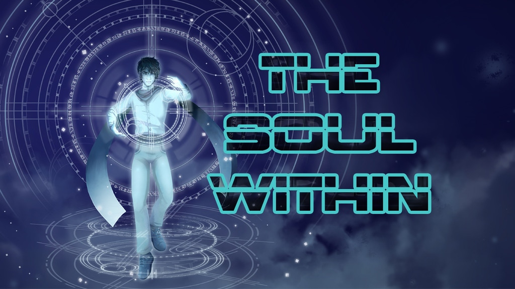 The Soul Within - YA Science fiction novel project video thumbnail