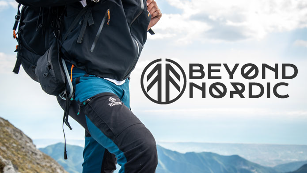 BN001 - The searchable hiking pant project video thumbnail