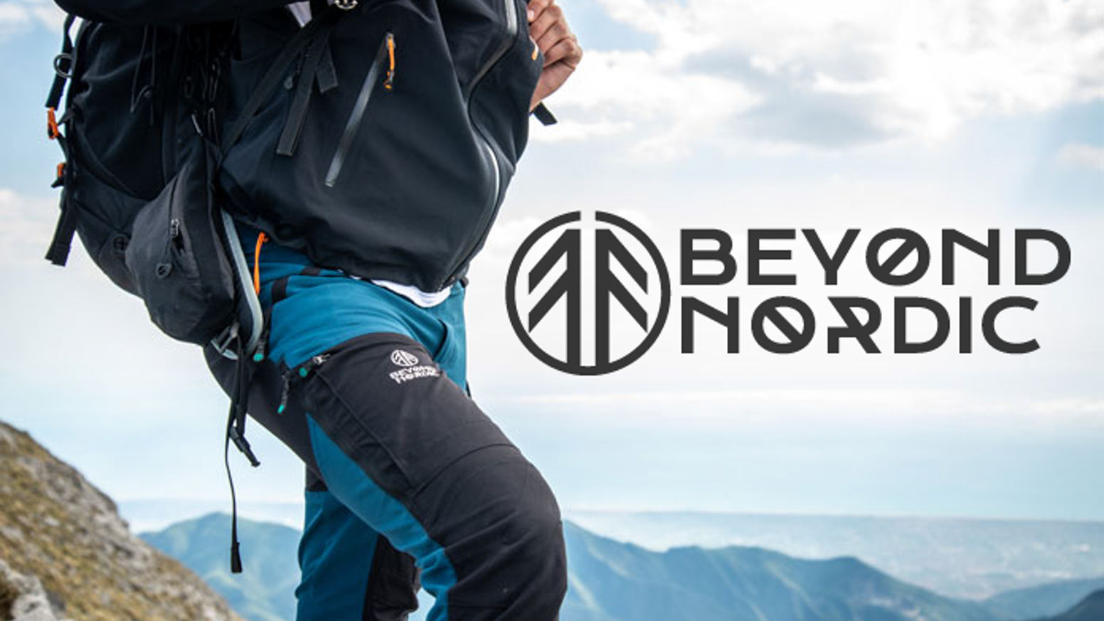 The all-round hiking pant for your next adventure. Lightweight, durable and searchable via Recco®!