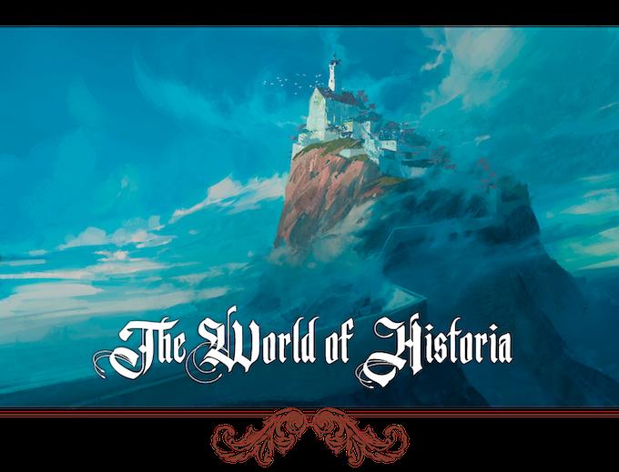 Historia: Dark Fantasy Renaissance Setting for 5e by Mana