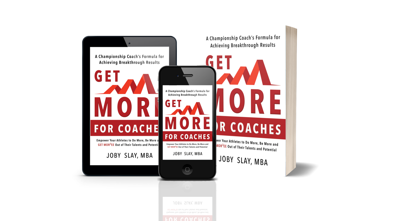 A Championship Coach's Formula for Empowering Your People to Do More, Be More and Get More Out of Their Talents and Potential.
