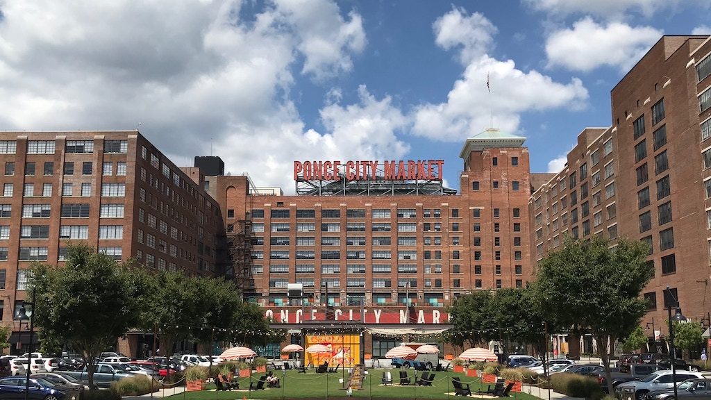 Flux: Ponce City Market project video thumbnail