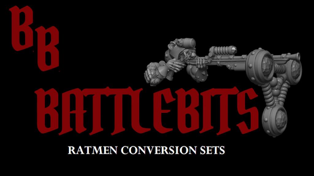 Battle Bits - Ratmen Conversion Parts project video thumbnail