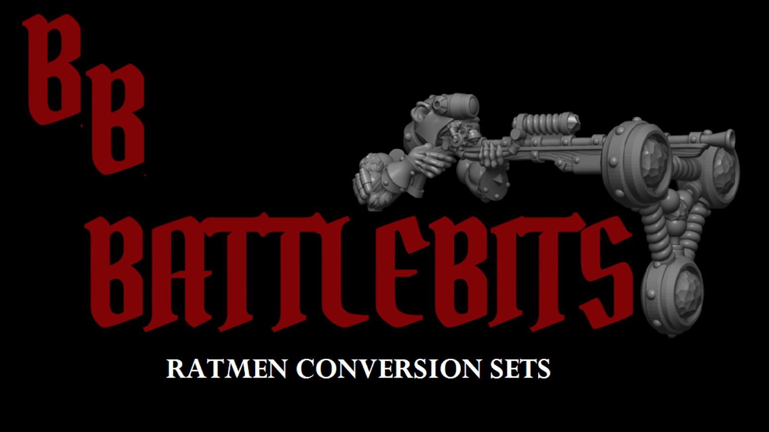 Unique conversion parts for your wargaming miniatures.