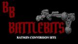 Battle Bits - Ratmen Conversion Parts thumbnail