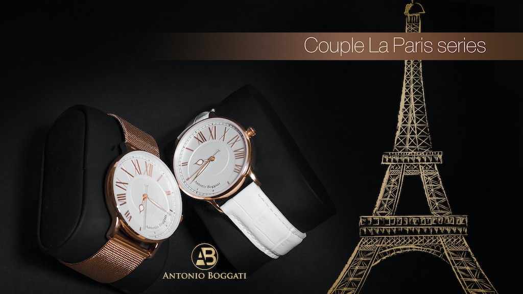 Antonio Boggati: A blend of passion & luxury within a watch project video thumbnail