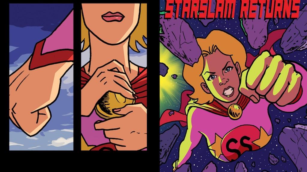 STARSLAM RETURNS project video thumbnail