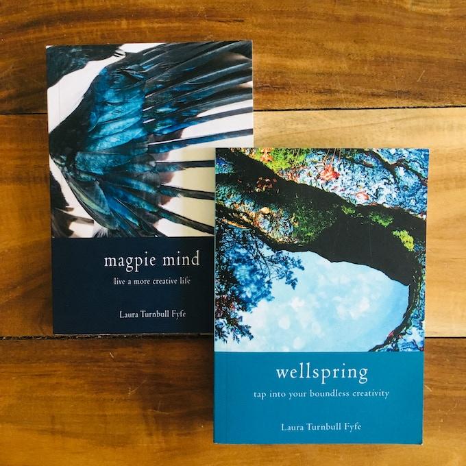Audio Book Creation: Wellspring & Magpie Mind