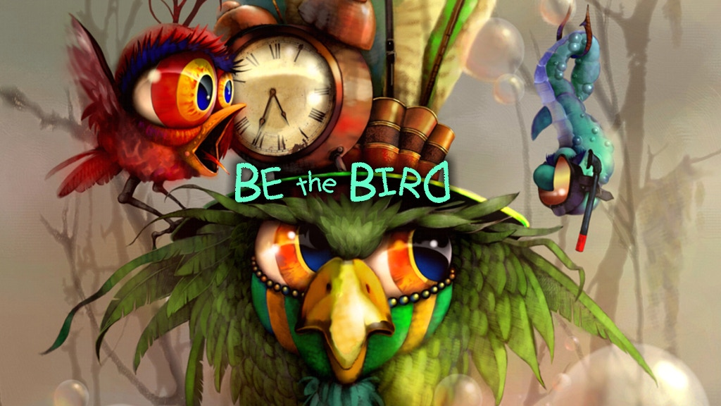 'BE THE BIRD'! - an incredibly fabulous children's book project video thumbnail
