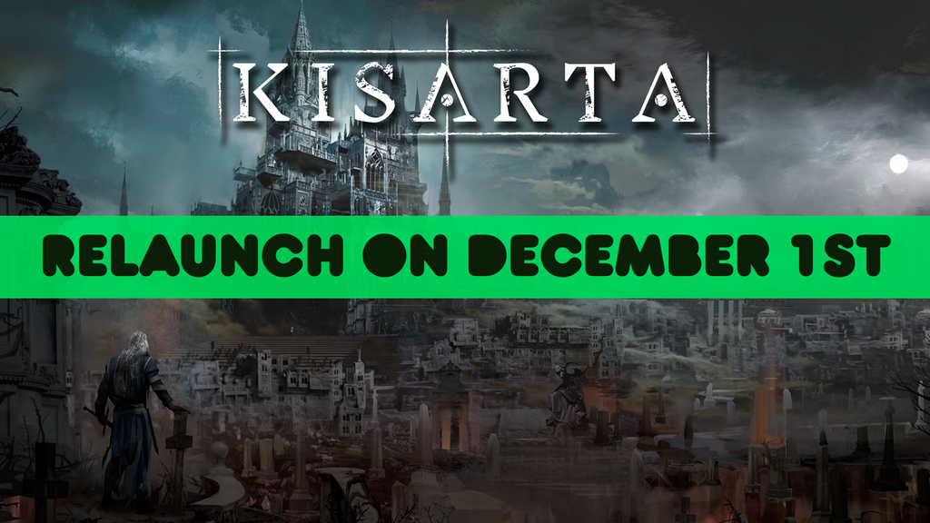 Project image for Kisarta, a horror 5e rpg setting (Reboot on December 1st) (Canceled)