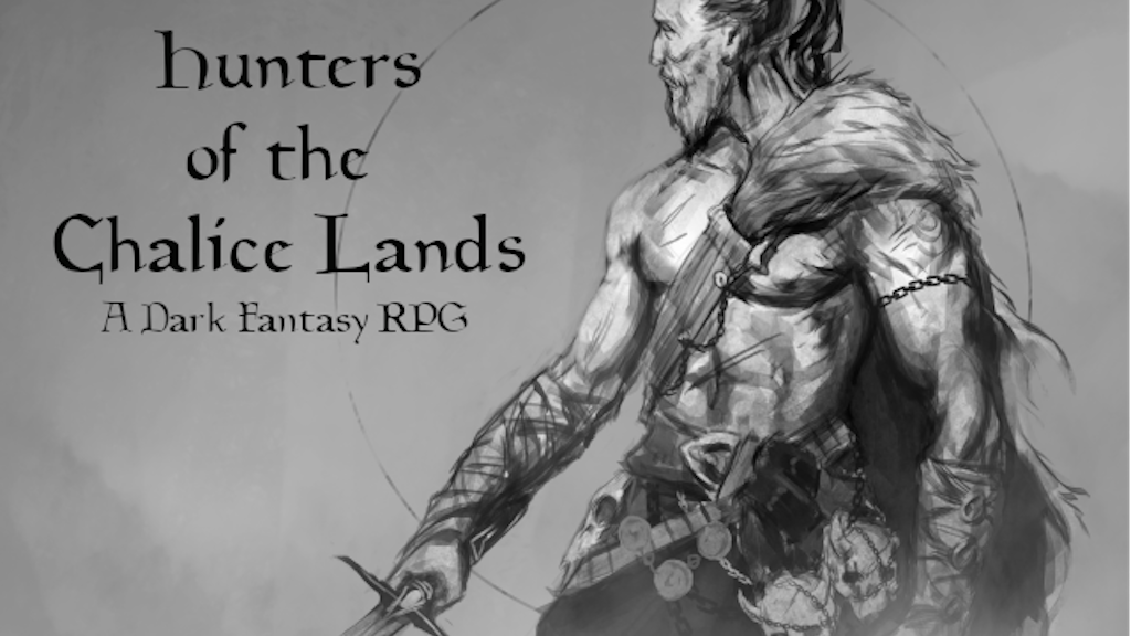 Project image for Hunters of the Chalice Lands