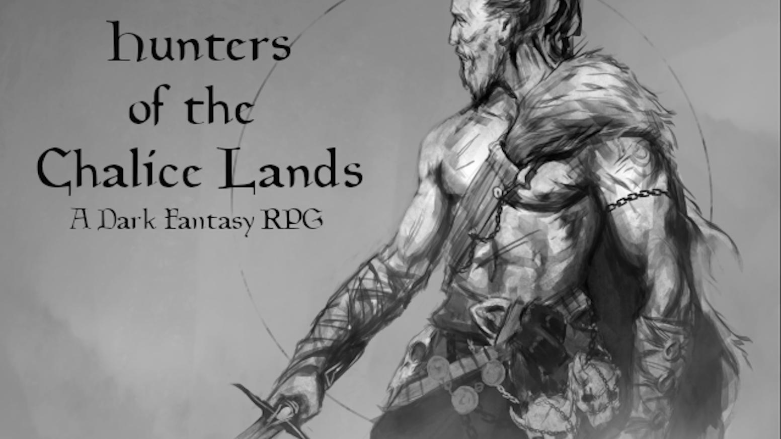 A Dark Fantasy RPG OSR/ 5th Edition Lite Ruleset