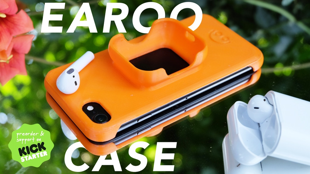 Earoo© The iPhone case for your AirPods