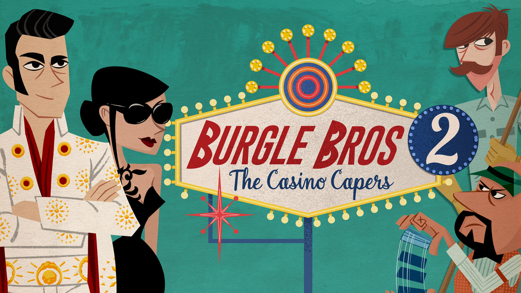 Burgle Bros 2: The Casino Capers project video thumbnail