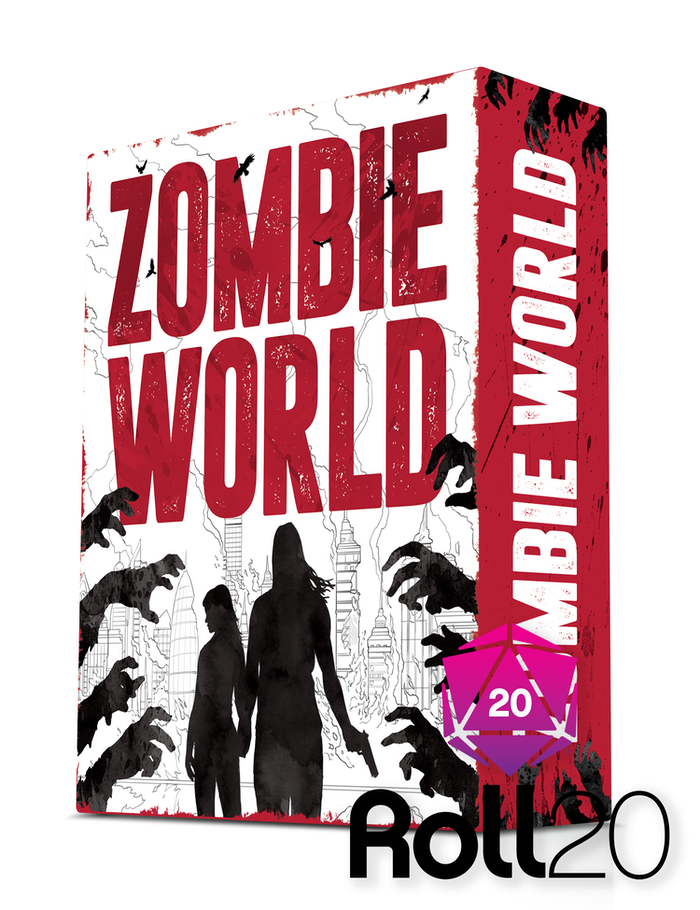 Zombie World: A Card-Based Tabletop RPG of Zombie Horror by