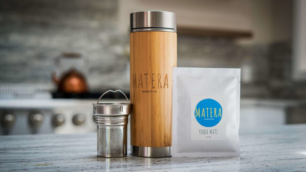 Drink Matera: Discover the Benefits of Yerba Mate project video thumbnail