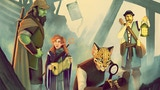 Empyrean Investigations: Detective Adventures for D&D 5E thumbnail